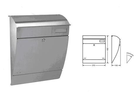 cassetta postale esterna cassette postali per esterno da applicare o da incasso