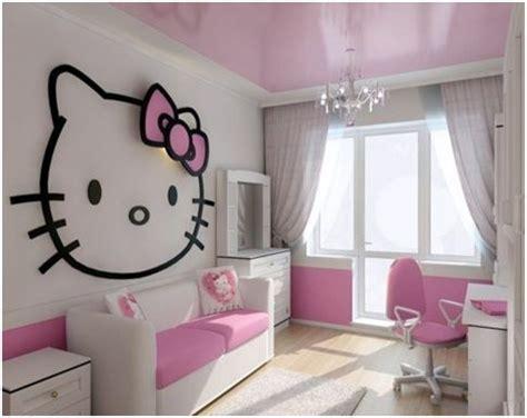 hello kitty little girls bedroom decorating ideas decoist 4e0b08863652c4468c0901d94e58c26c jpg