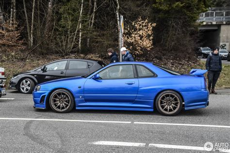 skyline nissan 2018 nissan skyline r34 gt r 2 april 2018 autogespot