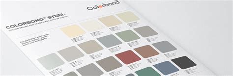 colorbond steel fielders