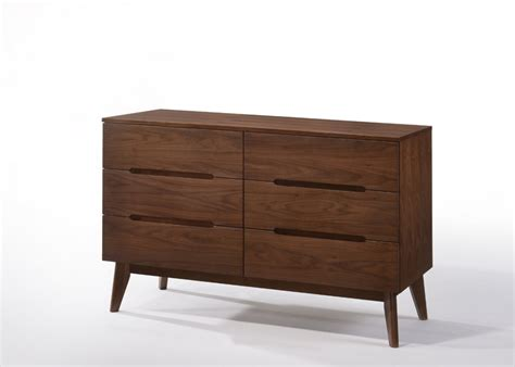 modern walnut bedroom furniture modrest lewis mid century modern teal walnut bedroom set