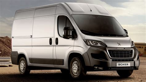 Peugeot Boxer 2020 by 2020 Peugeot Boxer Introducing
