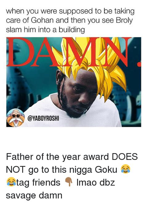 And The Award Does Not Go To 25 best memes about broly broly memes
