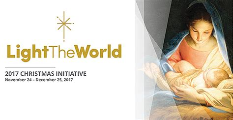 lights of the world 2017 church prepares to light the world during christmas