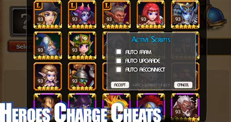 heroes charge xmod games heroes charge hacks bots and other cheats