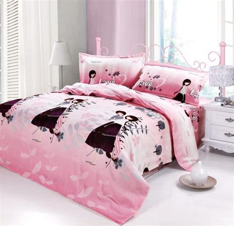minnie mouse comforter queen free shipping minnie mouse mickey mouse queen 4pcs