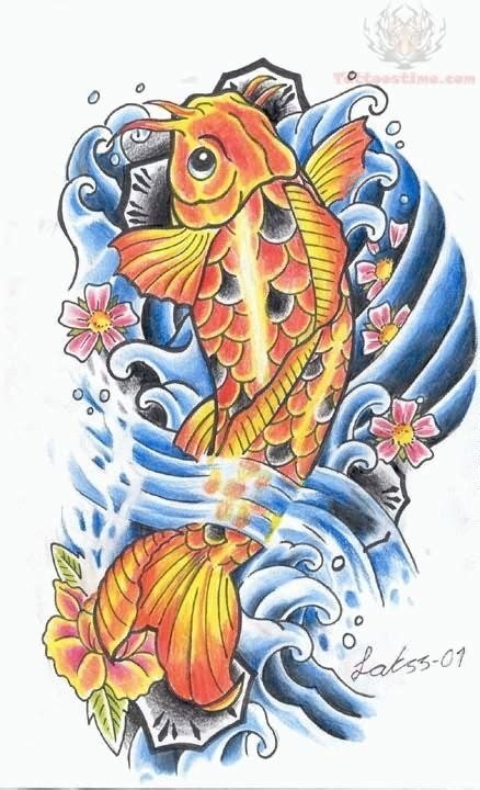 tattoo art koi fish best koi tattoo art