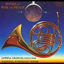 the lowell lectures on the ascent of classic reprint books national symphonic winds lowell graham winds of war and