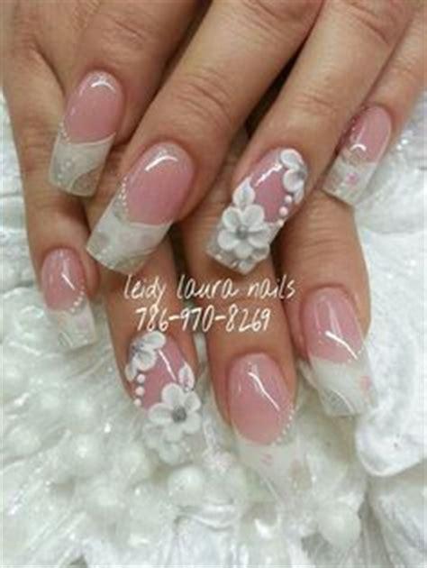 imagenes uñas para boda para novias