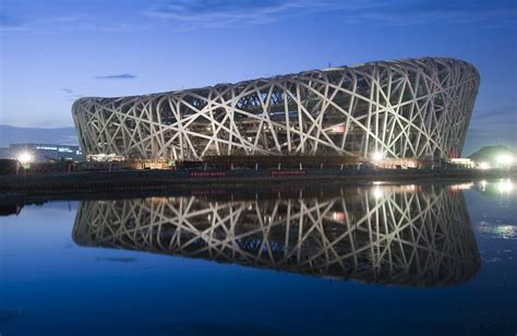 The Birds Nest beijing stadium the bird s nest olympic stadium myclipta