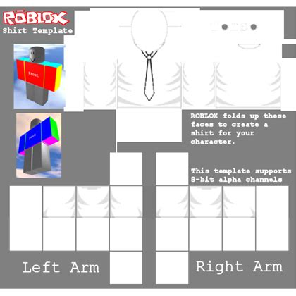 Roblox Classic White T Shirt With Transparent Tie Roblox Roblox Shirt Template 2017
