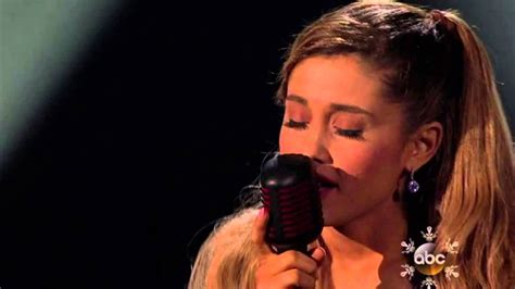 tattooed heart music awards american music awards 2013 ariana grande the way