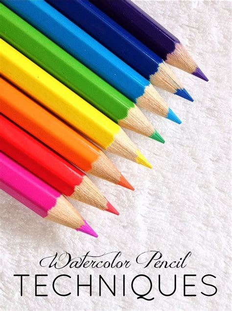 tutorial on using watercolor pencils 538 best images about art tutorials on pinterest