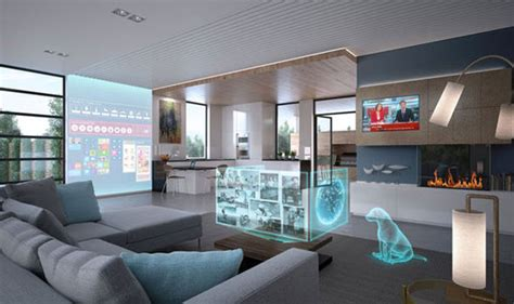 tech home welcome to the futuristic high tech haven for retirees