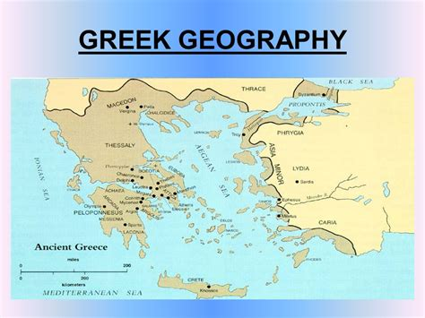5 themes of geography ancient greece section 3 victory and defeat in the greek world ppt