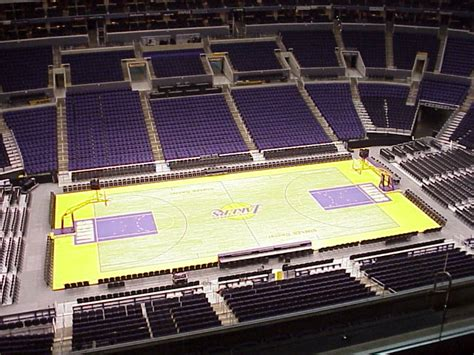 staples center section 302 staples center arena map los angeles lakers