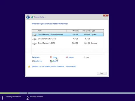 install windows 10 yumi fix cannot install windows in uefi mode on mbr partition