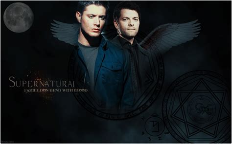 family don t end with blood tattoo family don t end with blood deancass by alice castiel on