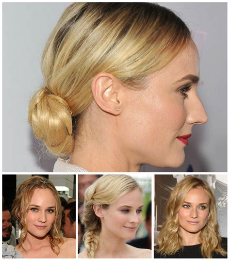 Diane Kruger Hairstyles by New Hairstyles 2017 For And Medium Hair