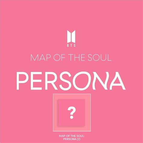 map   soul persona  bts pre order world