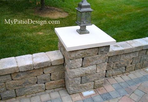 this column is home to a low voltage post light that will