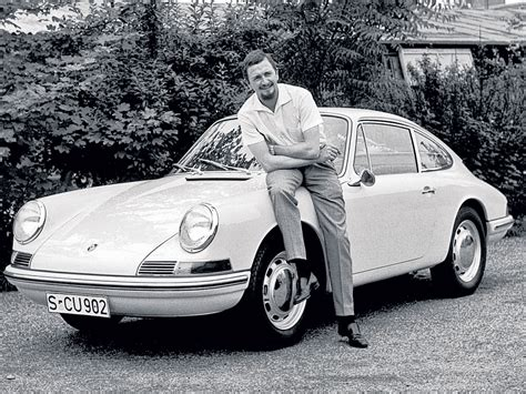 Ferdinand A Porsche by Ferdinand Porsche Designer Who Made His Name With The 911