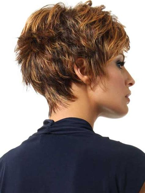 short haircuts for thick hair back view http www short hairstyles co wp content uploads 2016 05