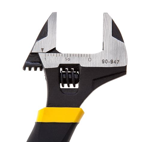 Stanley Adjustable Wrench 6 Inch 90 947 Promo B10 70001 stanley 0 90 947 maxsteel adjustable wrench 150mm sta090947