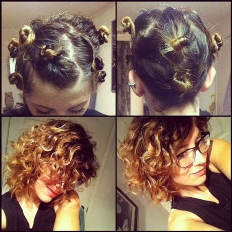 casual hairstyles without heat 106 best no heat curls images on pinterest up dos curls