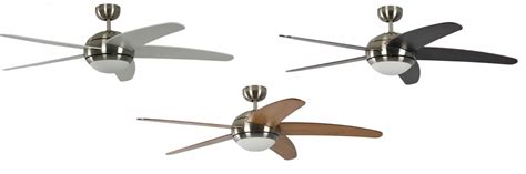Ceiling Fan With Remote Included by Pepeo Ceiling Fan Melton Nickel Finish With Included