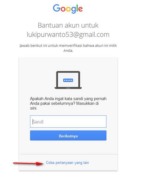 cara membuat gmail tanpa nomer telpon cara mengembalikan password gmail yang lupa belajar cara