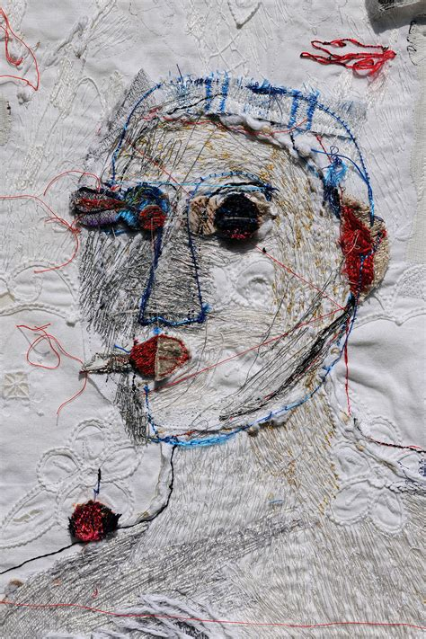 College Work by Alice Kettle Reinvent Rework And Reconstruct