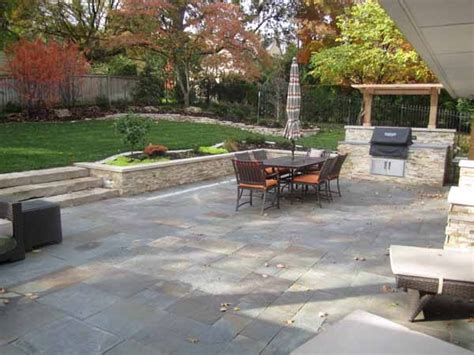 backyard tile backyard patio by kimball tile traditional patio kansas city by sturgis