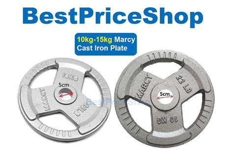 Best Barbel Plate 10 Kg Paling Murah 5cm Olympic Marcy Cast Iron Dumbbell End 8 24 2018 3 45 Pm