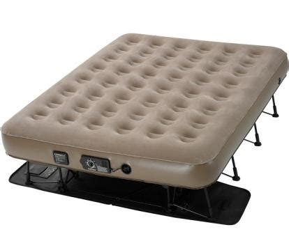 Guest Air Mattress Reviews Insta Ez Airbed With A Never Flat Updated
