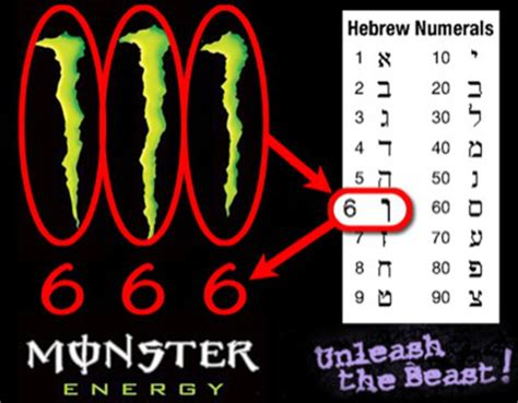 monster energy drink awaiting the anti christ 666 video