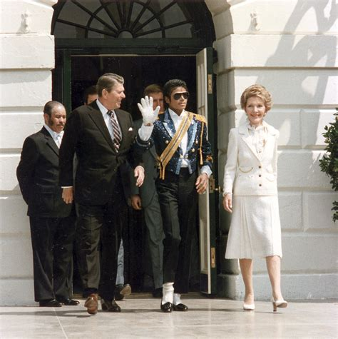 reagan s michael joseph jackson better known as michael jackson