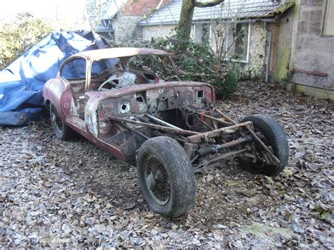Car Chassis Types by World Class Restoration Of 1961 Jaguar E Type Chassis No