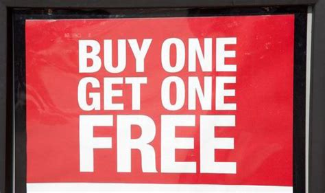 Deals Buy One Sundae Get One Free by The About Supermarket Buy One Get One Free Deals