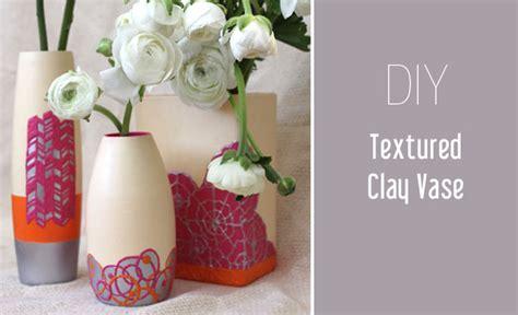 Diy Vase diy textured clay vase green wedding shoes weddings