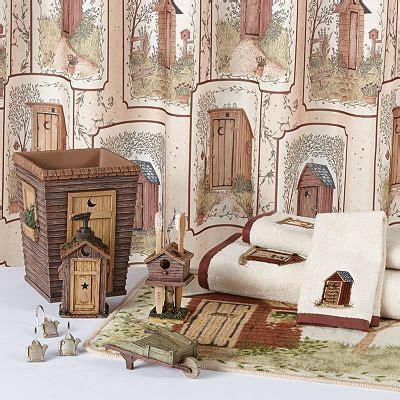 outhouse decorations for bathroom outhouse bathroom decor outhouse bath accessories for