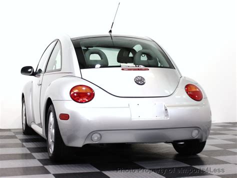 used volkswagen beetle 2001 used volkswagen new beetle glx turbo coupe at