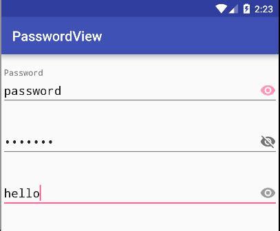 ui pattern toggle single github subhrajyotisen passwordview an android library