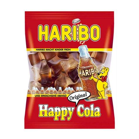 Happy Cola from Haribo | Nurtrition & Price Applebee's Menu Prices Burger