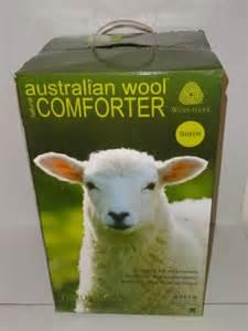 new woolmark home australian wool comforter