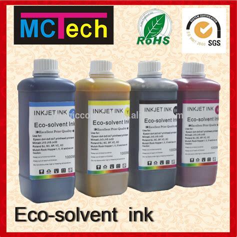 Toner Ea Eco eco solvent inkt voor pvc metalen glas leer