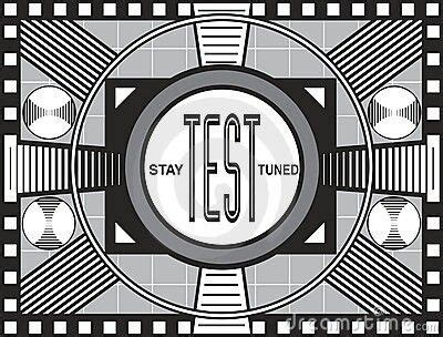 test pattern radio 17 best images about tv test on pinterest condenser