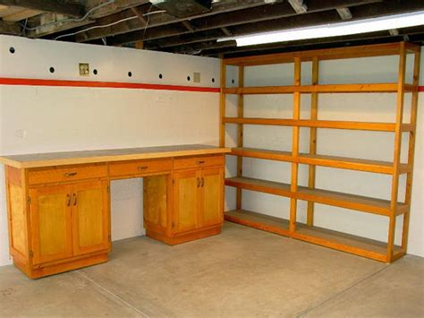 ideas garage shelf plans cabinet organize the garage