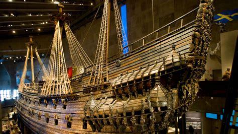 gustav vasa ship stockholm vasa museum metropolen kultur planet wissen