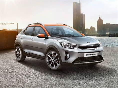 Is Kia A Hyundai Company Kia Stonic Subcompact Crossover Revealed Zigwheels